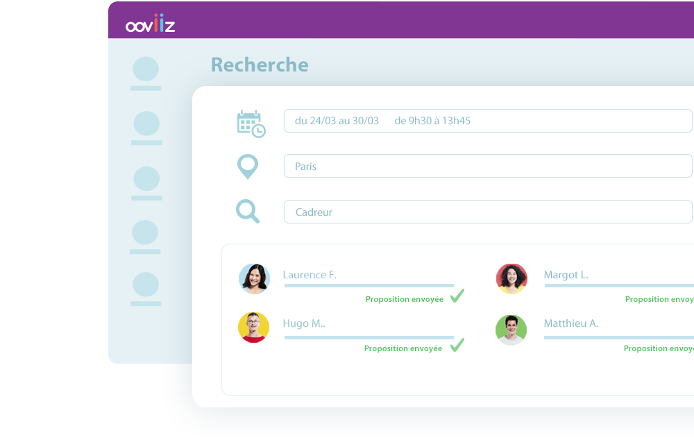 Bookez vos intervenants et freelances en un clic